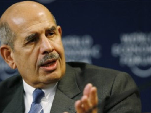 Mohamed ElBaradei interview