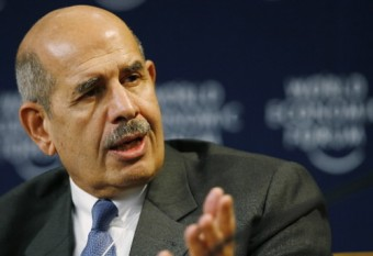 ElBaradei joins Ad Board for Human Rights campaign
