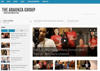 Web: the Abaunza Group