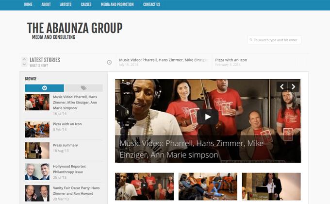 Web: the Abaunza Group