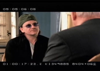 Bono: What's so hard about Peace?