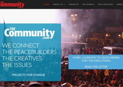 Web:  TheCommunity.com