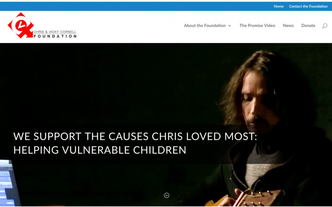 Chris and Vicky Cornell Foundation