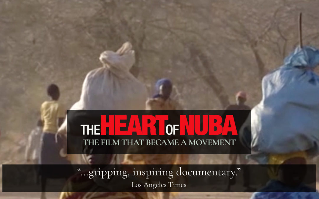 Web/Social Media: The Heart of Nuba