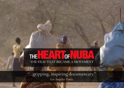 Web/Social Media: The Heart of Nuba
